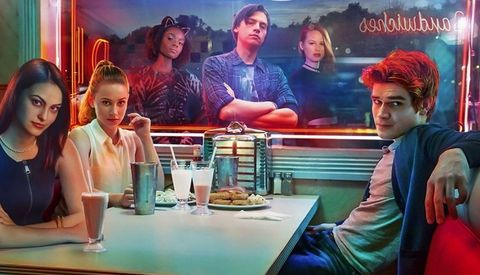 Riverdale season 2 is officially under way as Archie