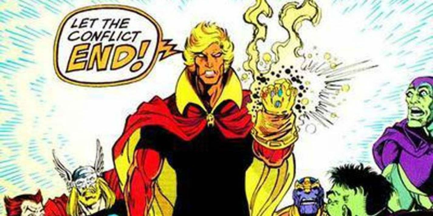 Adam Warlock and Avengers 4 – Adam Warlock won't be in Avengers 4 but why  does that matter?