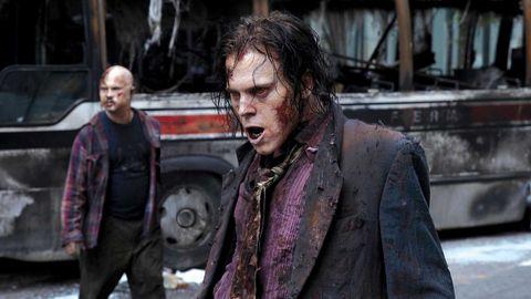 Walking Dead zombie - season 1