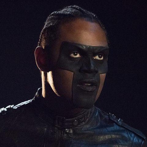 Mr Terrific (Echo Kellum) in 'Arrow'