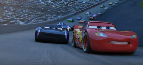 Watch Lightning Mcqueen S Comeback In Cars 3 Trailer
