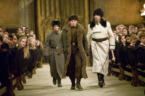 Harry Potter And The Goblet Of Fire Adds New Scene It is said that the stunning castle and grounds of this prestigious. hogwarts castle
