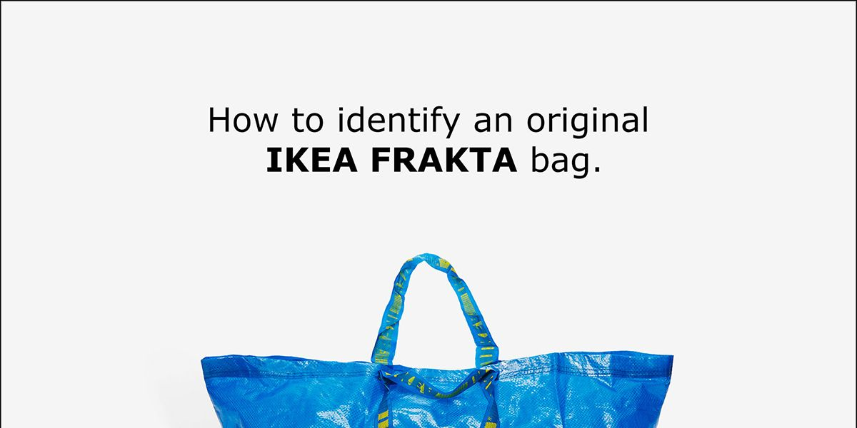 0f7eab9620 IKEA s response to Balenciaga s insanely priced lookalike of its iconic  tote is totally on-the-ball