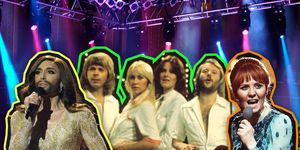 Eurovision Song Contest winners