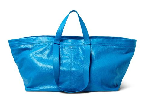 a353c827f8 IKEA s response to Balenciaga s insanely priced lookalike of its ...