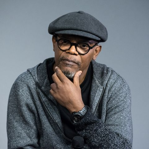 Samuel L. Jackson expresses his sentiments