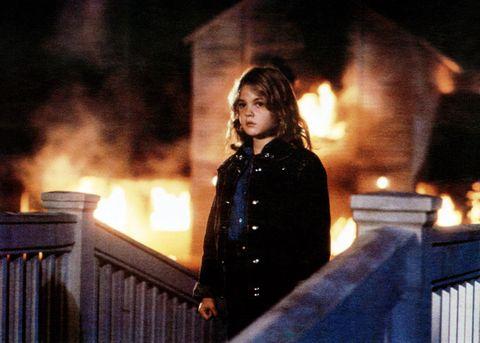 stephen king's firestarter 1984 remake