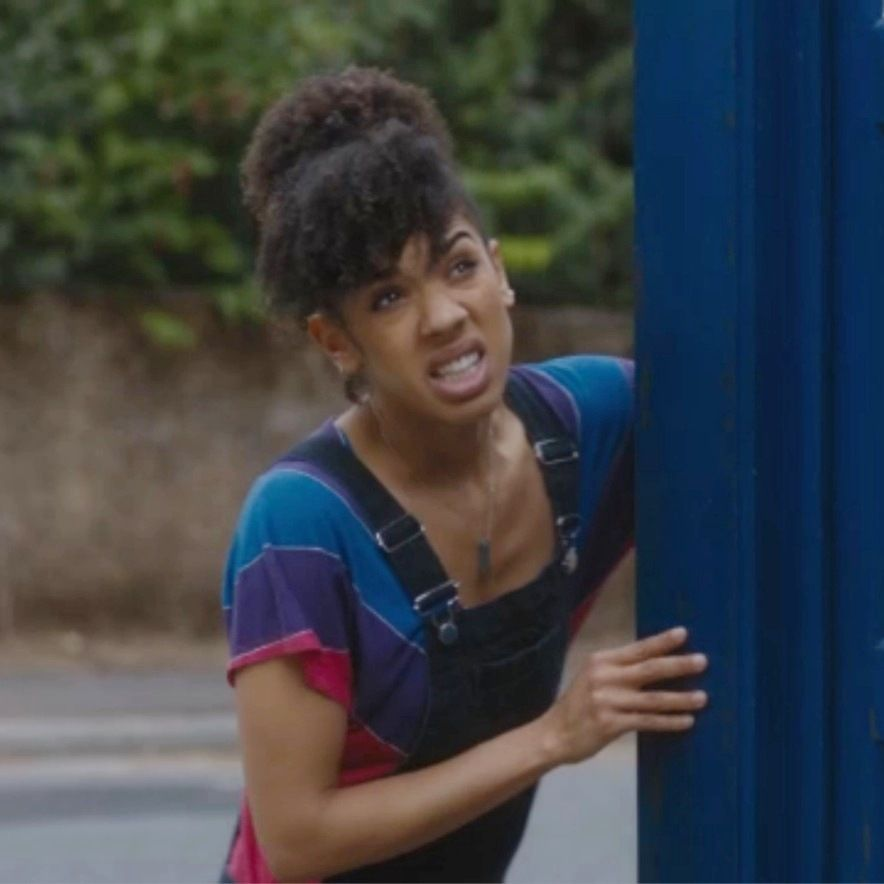 Former Doctor Who star Pearl Mackie reveals if she'd return as Bill Potts to meet Jodie Whittaker's Doctor