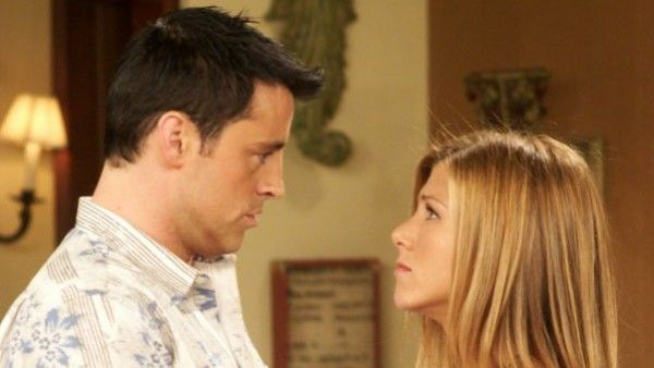 "<p>Ross tells Joey he's been dating his ex, Charlie. Joey doesn't tell Ross that he and Rachel kissed, but Ross finds out anyway, when he walks in on them making out. As gross as Rachel and Joey's relationship is, at least it teaches Ross a lesson (for once) in this episode. <span class=""redactor-invisible-space"" data-verified=""redactor"" data-redactor-tag=""span"" data-redactor-class=""redactor-invisible-space""></span></p>"