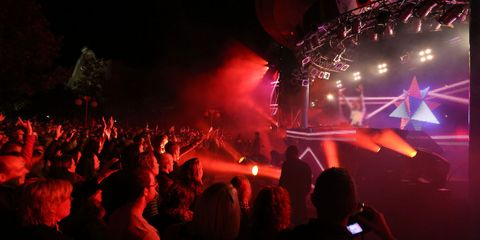 Disneyland Music Festival