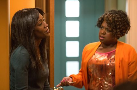 Eastenders - Kim confronts Denise.
