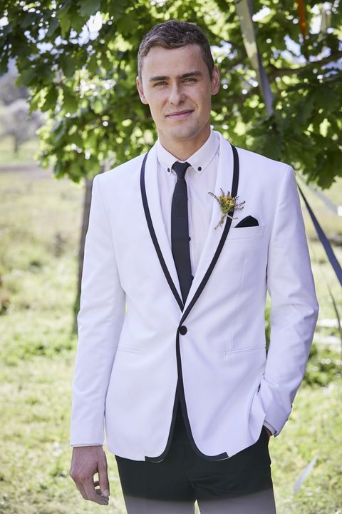 Matt Page and Evie MacGuire get married in Home and Away