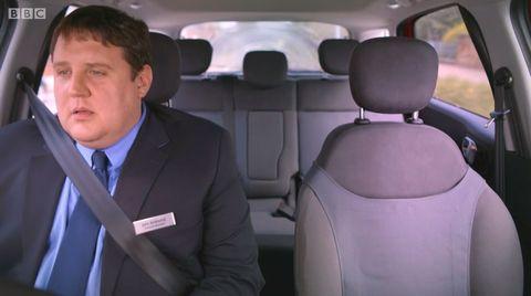 Peter Kay's Car Share, Peter Kay