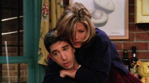 Phoebe dating friends