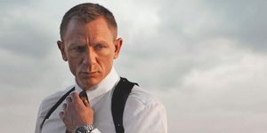 Daniel Craig Bond announcement