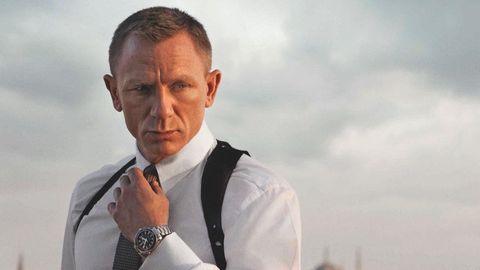Daniel Craig Bond announcement