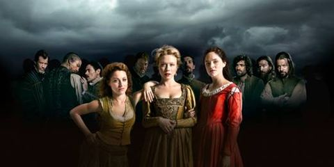 Jamestown cast