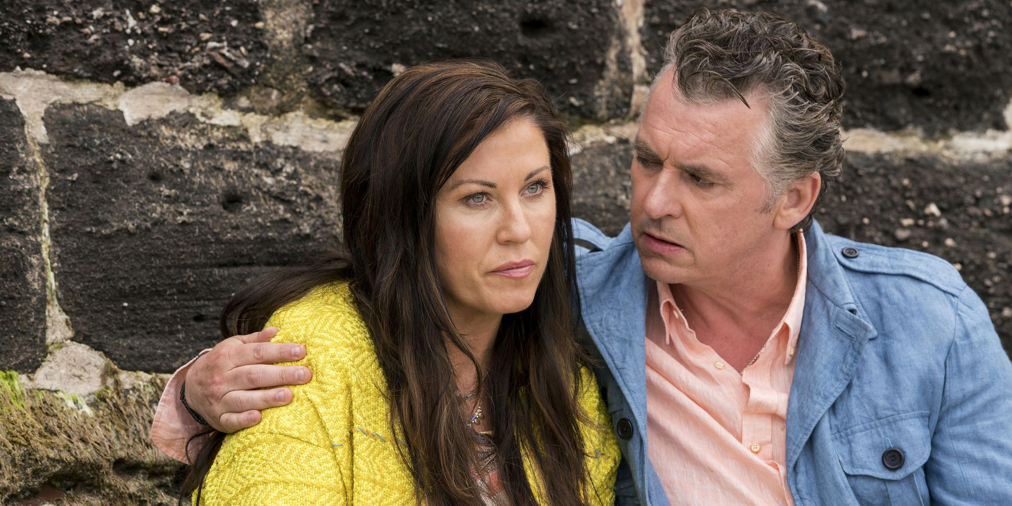 Kat and Alfie Moon in EastEnders spinoff Redwater