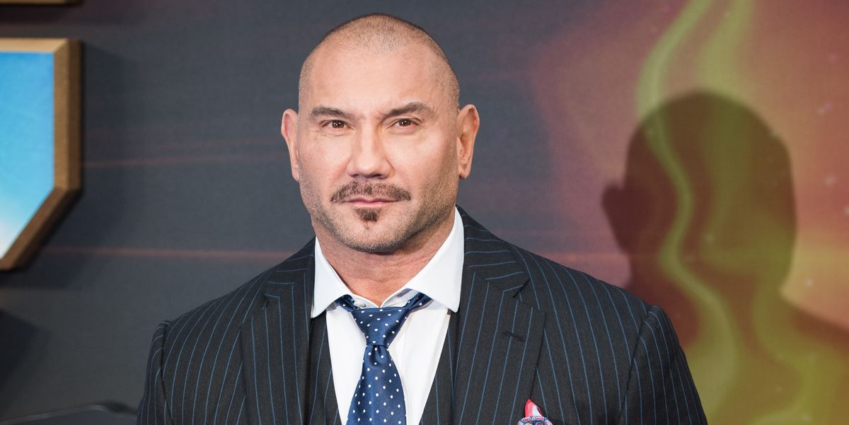 "Marvel's Dave Bautista is ""really nervous"" about Knives Out 2"