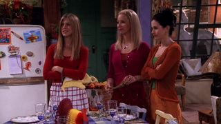 Friends fans - did you notice this massive Phoebe mistake in the