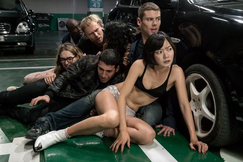 Netflix explains why it cancelled Sense8