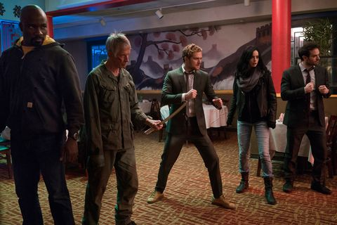 There are no plans for The Defenders season 2 on Netflix