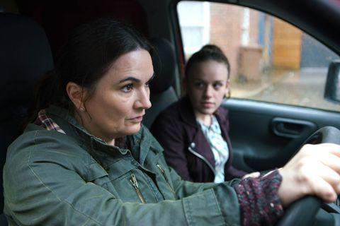 Anna Windass discovers Faye's deception in Coronation Street