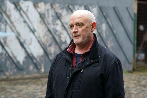 Pat Phelan is taken aback by Anna Windass's anger in Coronation Street