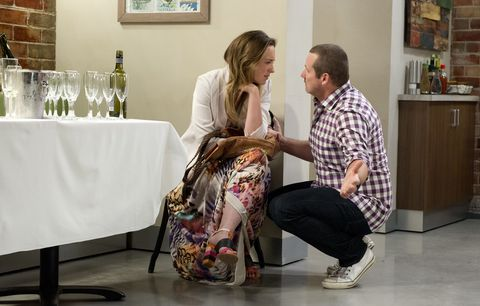 Toadie Rebecchi discovers Sonya is drinking again in Neighbours