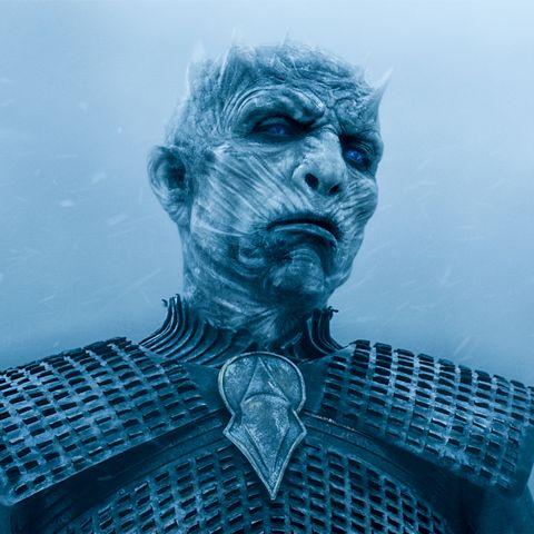 game of thrones white walker night king