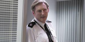 Ted Hastings in 'Line of Duty'