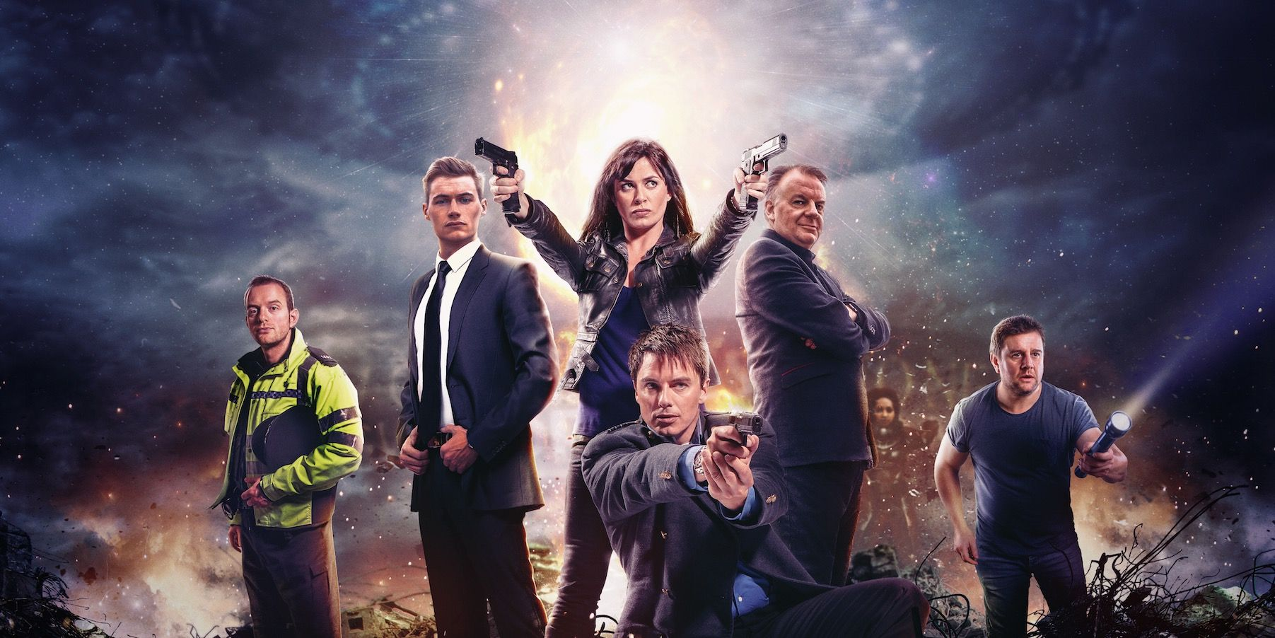 'Torchwood' series five - from Big Finish