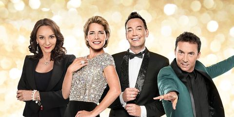 Strictly Come Dancing New Judge - Shirley Ballas