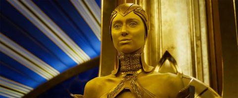 Ayesha Guardians of the Galaxy Vol 2