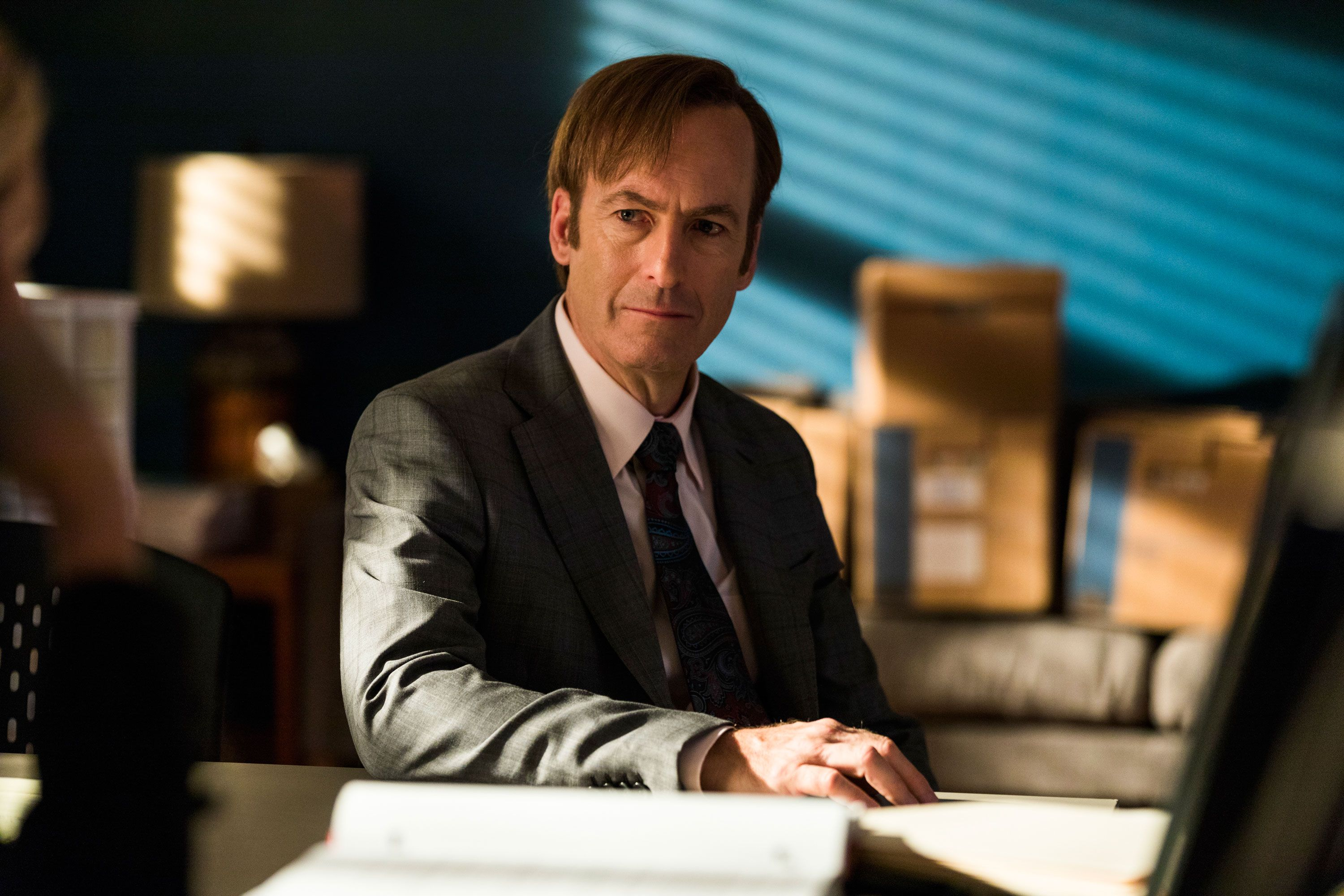 'Breaking Bad' Star Bob Odenkirk Reveals Secret About The Spin-Off Movie