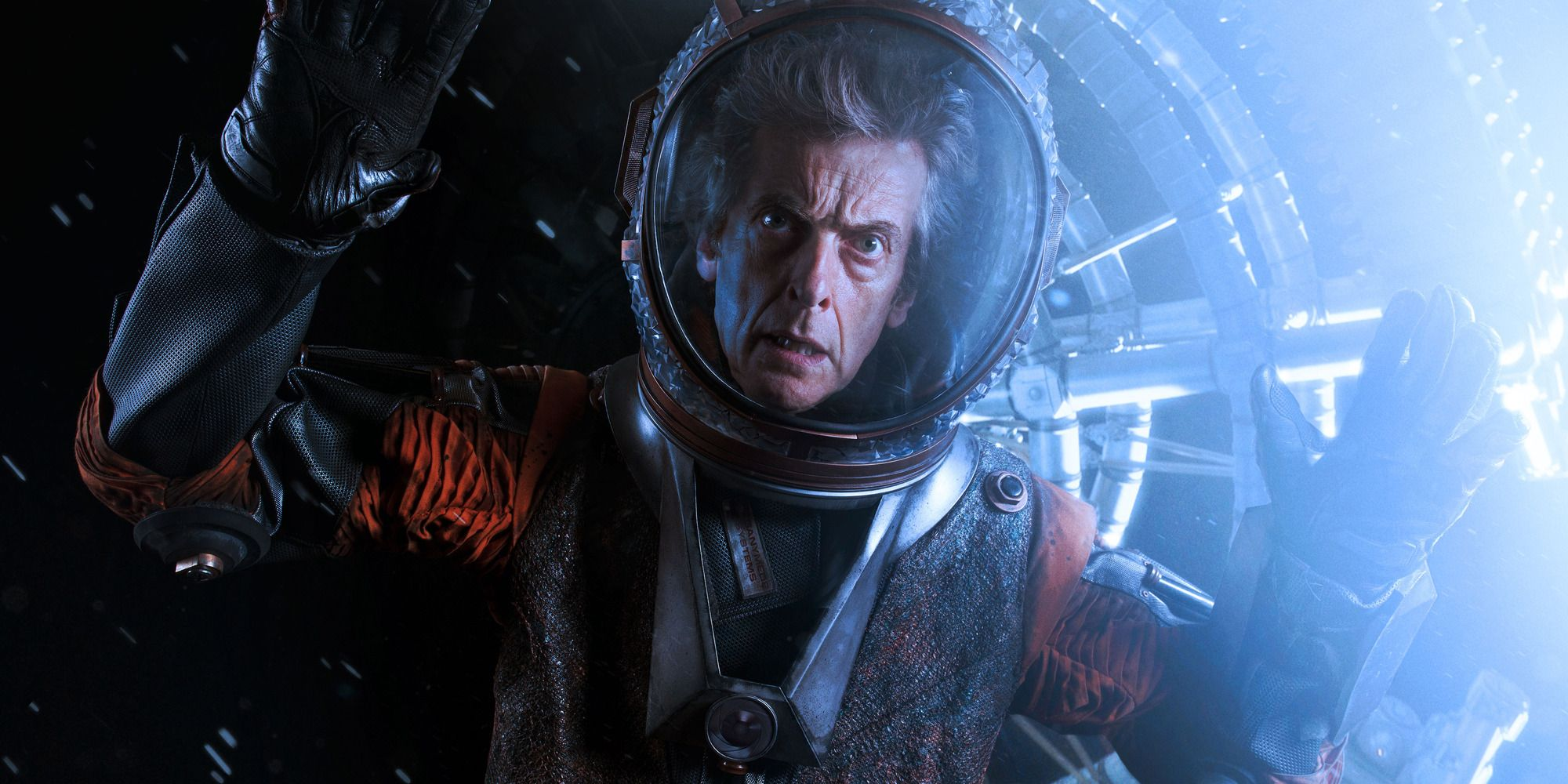 Peter Capaldi in Doctor Who's 'Oxygen'