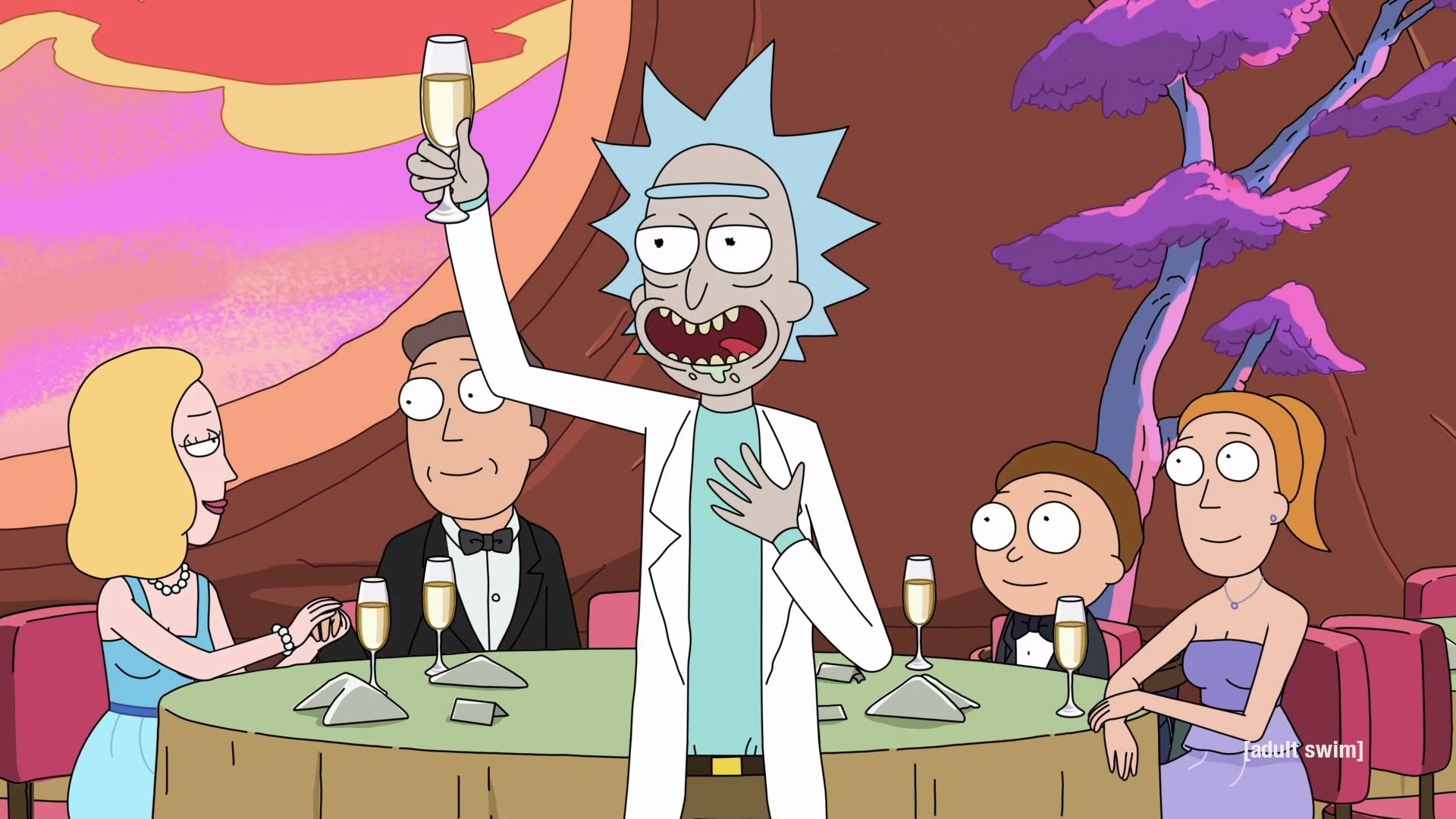 Rick And Morty Creator Offers Update On Whether Season 4 Is Happening