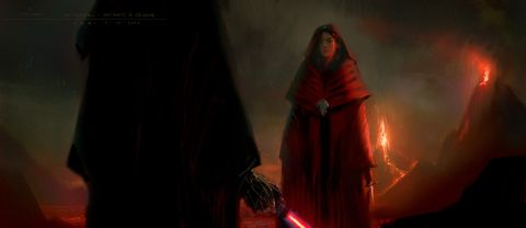 Star Wars Padme Was A Total Badass In Revenge Of The Sith S Original Ending