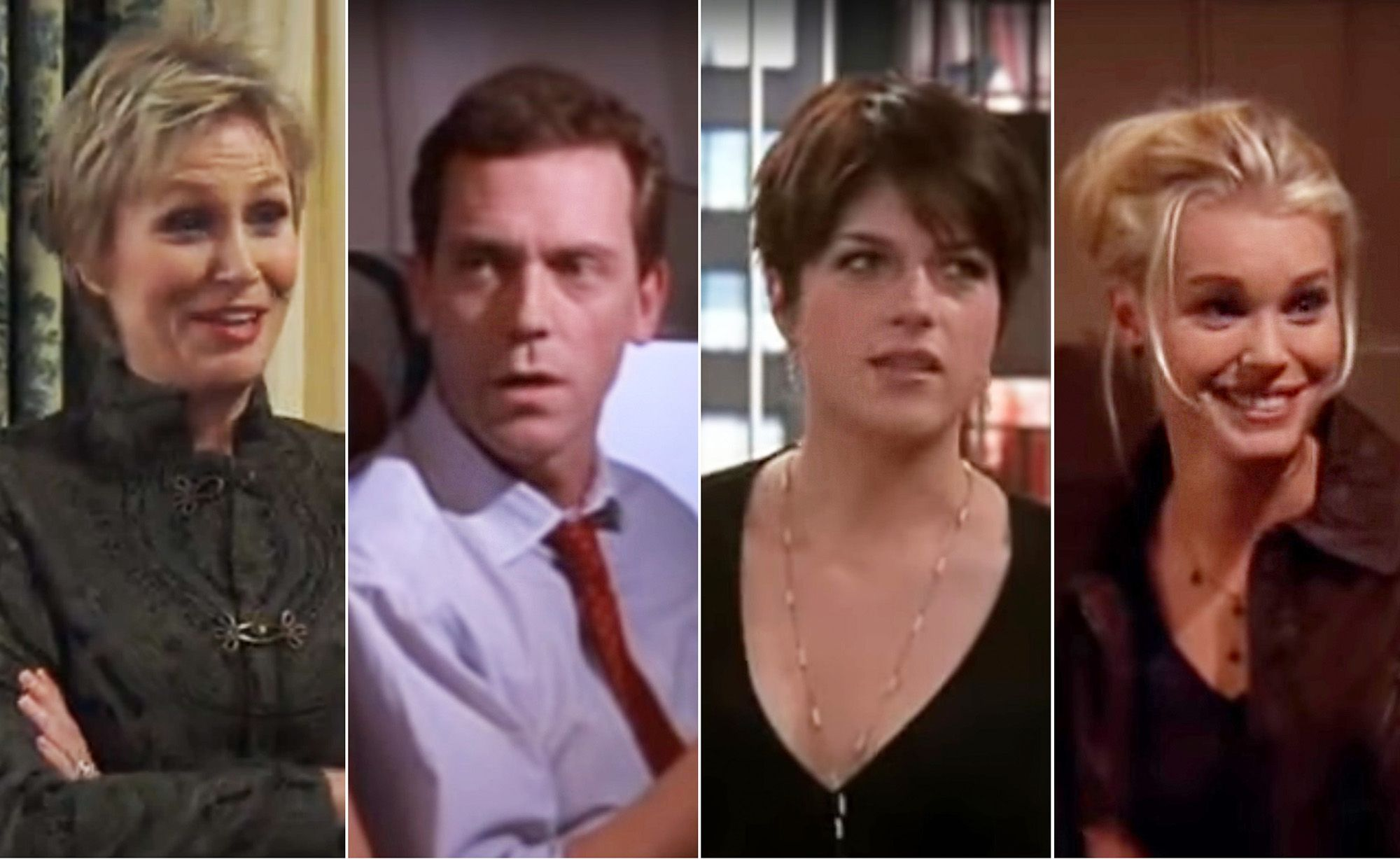13 stars you didn't realise were in Friends