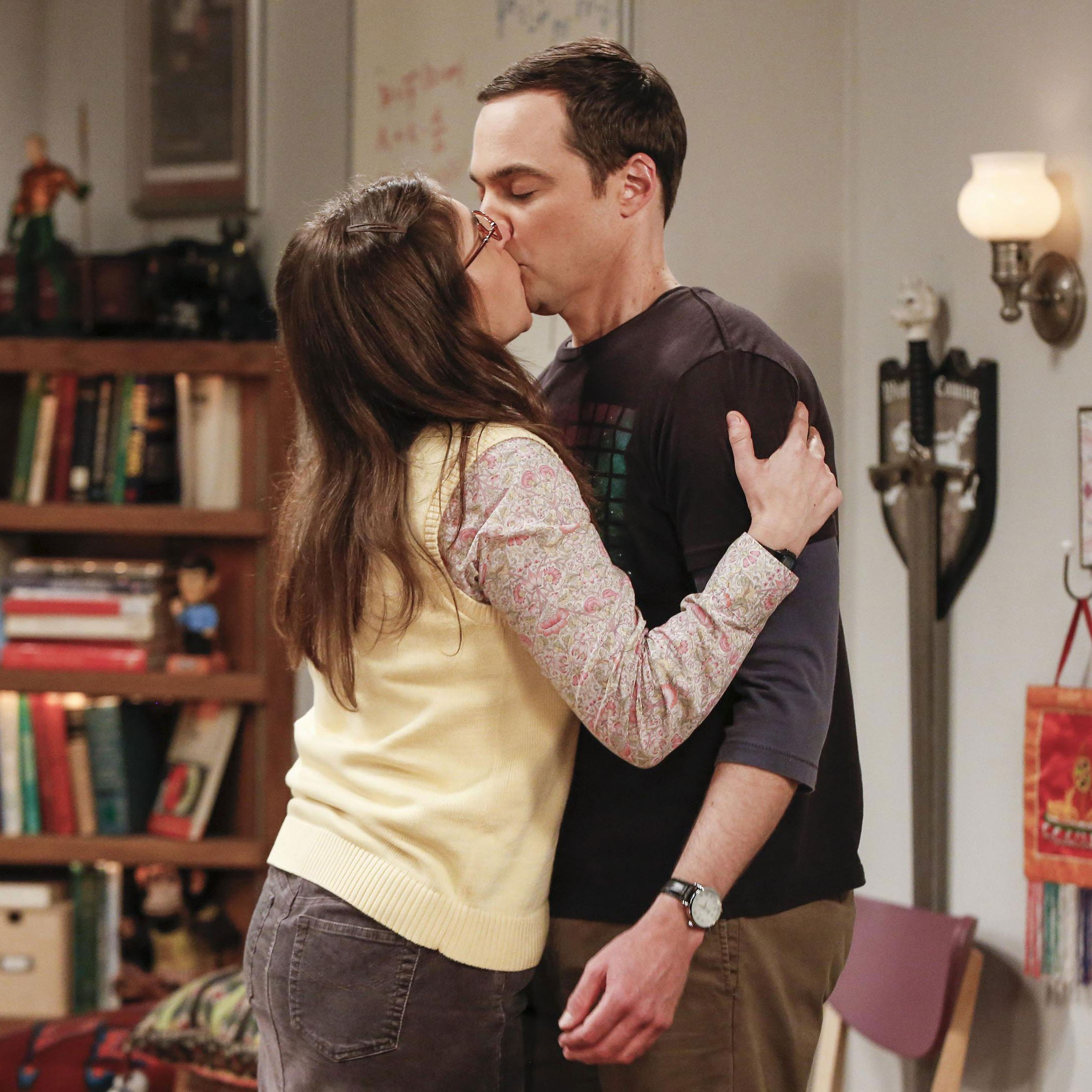 Big Bang Theory star appears to reveal they had sex in their dressing room