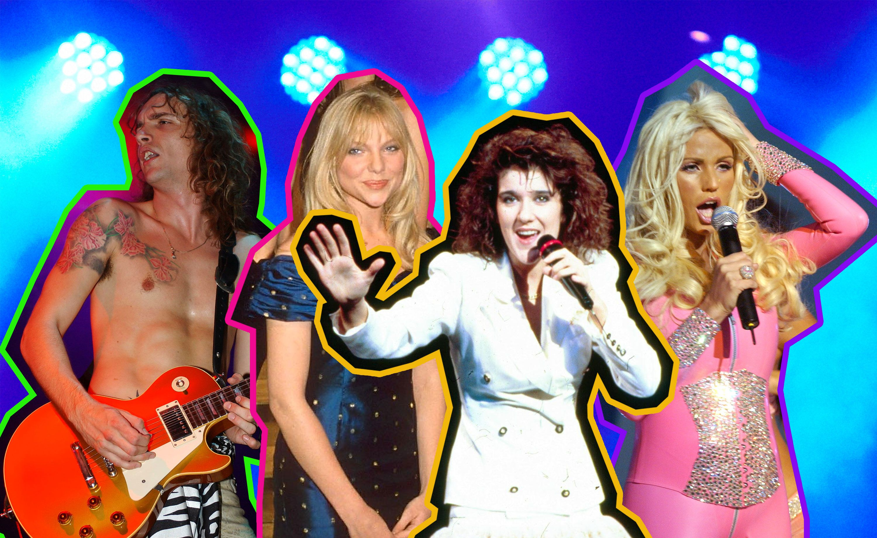 8 huge stars who you probably totally forgot were involved in Eurovision