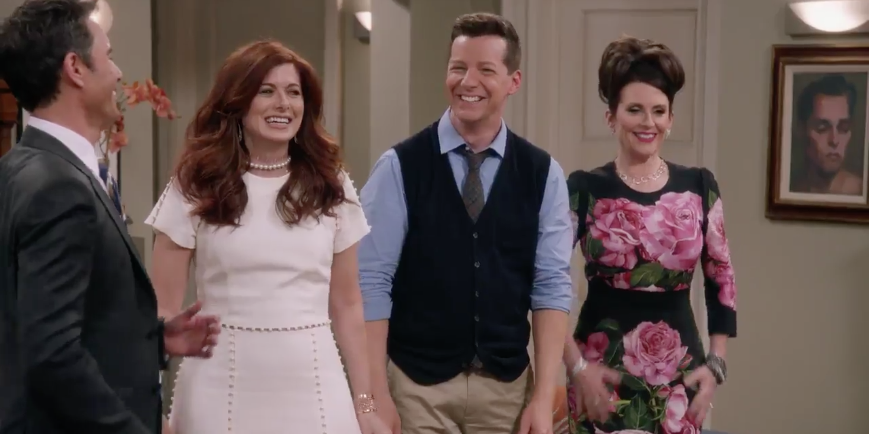 Eric McCormack Debra Messing, Megan Mullally, Sean Hayes in Will & Grace revival