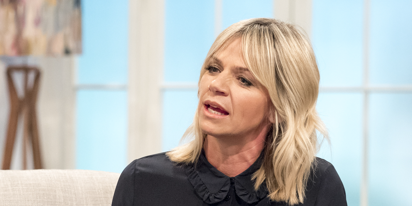 Zoe Ball on Lorraine