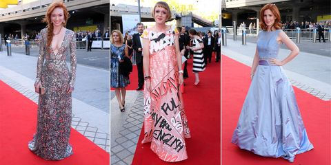 Here Are All The Best Red Carpet Outfits From Bafta Tv