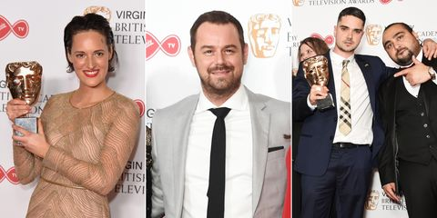 Bafta Tv Awards 2017 All The News Winners And Gossip From