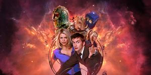 'Doctor Who': David Tennant and Billie Piper for Big Finish