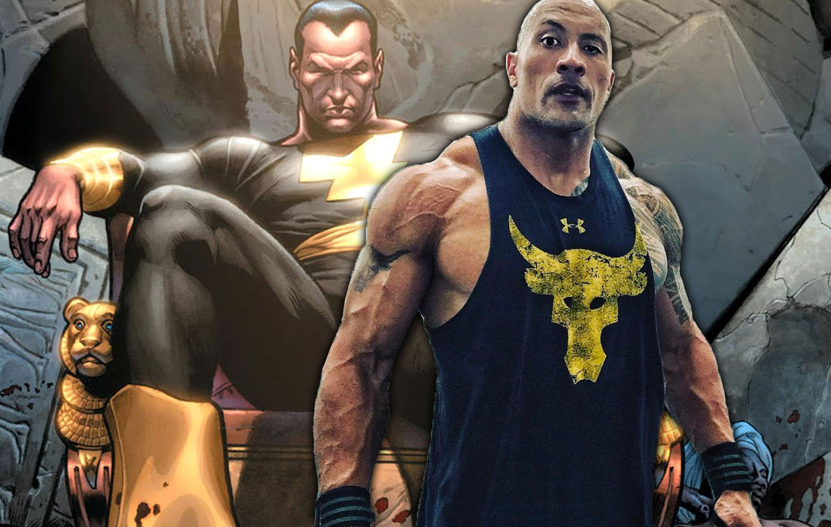Dwayne Johnson finally has a huge update on Worlds of DC debut in Black Adam
