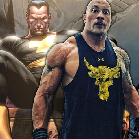 Black Adam Release Date Cast Plot And Everything You Need