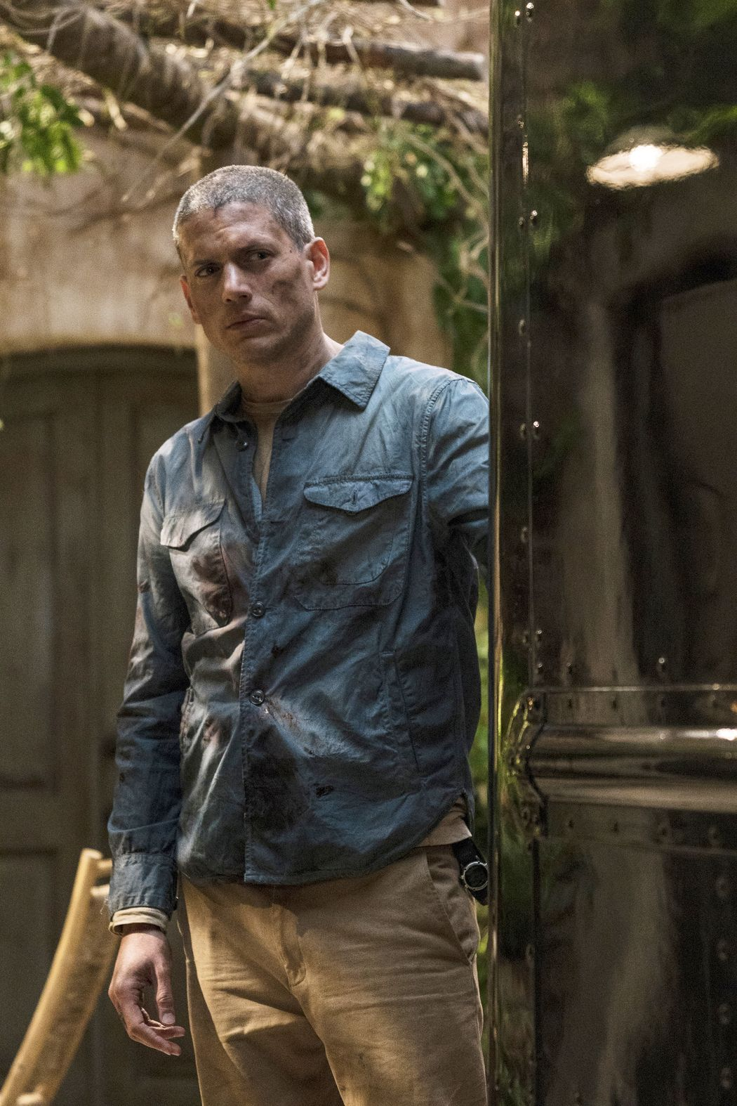 Prison Break's Wentworth Miller is making his TV comeback, but it's not the long-awaited season 6