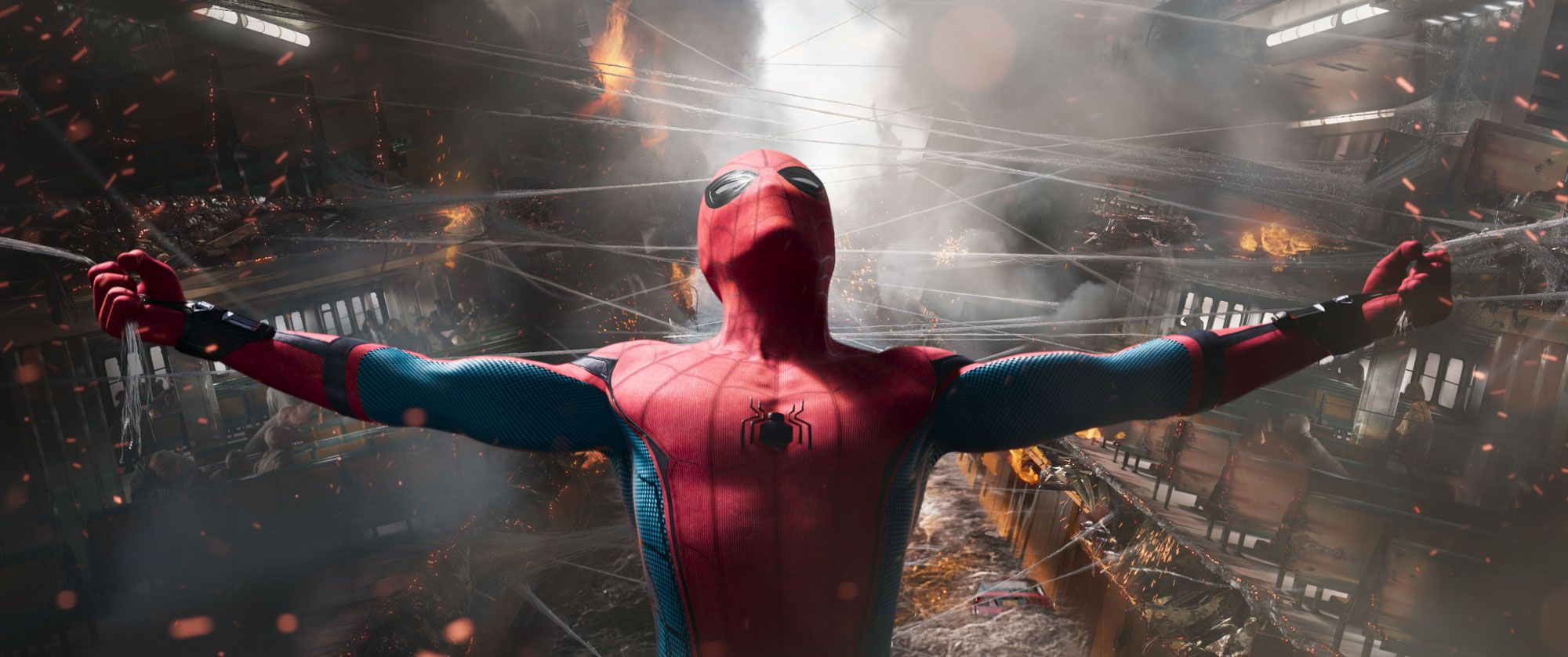 spider-man: far from home actor might have confirmed another mcu cameo